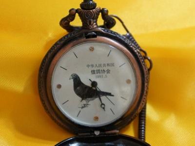 """见证中国鸽坛盛世的""""老物什"""""""